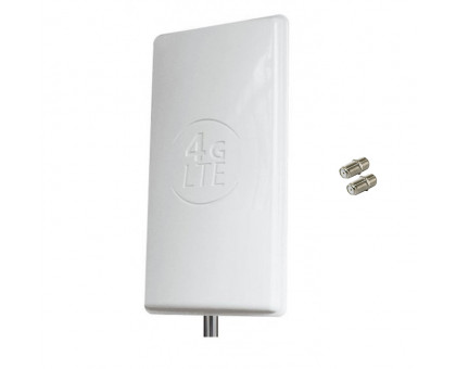 Антенна 4G LTE MIMO панельна 2 * 24 dbi (Логотип 4G LTE)