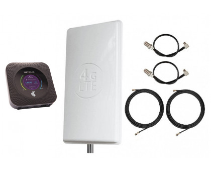 Netgear MR1100 +3G/4G Комплект Антенна Mimo 2*24 дБи