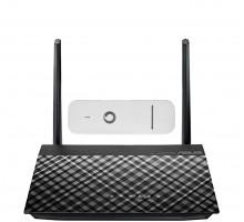 Комплект Asus RT-AC51u + 3G/4G модем Huawei K5160