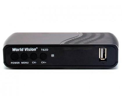 ТВ-тюнер World Vision T62D