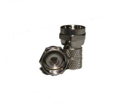 F-разъем для кабеля RG-58