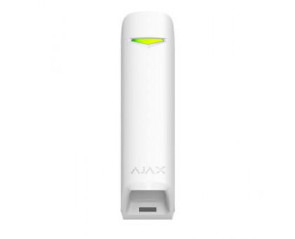 Ajax MotionProtect Curtain White Wireless Curtain Motion Sensor