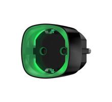 Радиоуправляемая умная розетка со счетчиком энергопотребления Ajax Socket Black