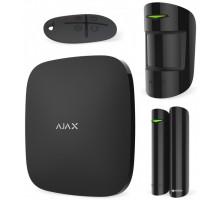 Комплект охранной сигнализации Ajax StarterKit Black