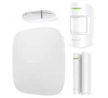 Ajax StarterKit White Burglar Alarm Kit