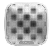 Беспроводная наружная сирена Ajax StreetSiren White