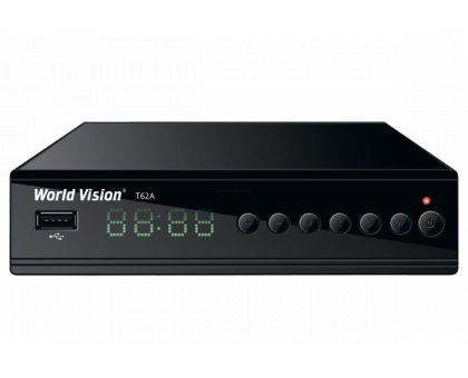 ТВ-тюнер World Vision T62A