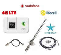 Huawei E5372Ts-32 + Антенный комплект 21ДБ LTE *
