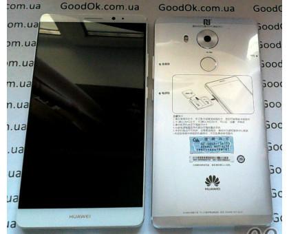 Huawei Mate 8 cdma+gsm/gsm+gsm Silver 32 Gb