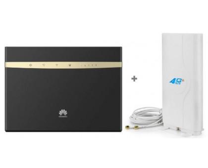 Huawei Комплект B525 + Антенна Mimo**