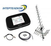 Novatel MiFi 7730L + Антенный комплект CDMA 24ДБ*