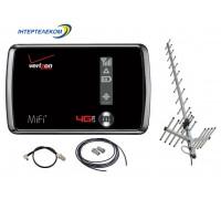 Novatel Mifi 4510L + Антенный комплект CDMA 24ДБ*