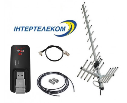 Novatel U620L 3G/4G + Антенный комплект CDMA 24ДБ*