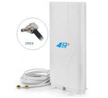 Антенна 3G/4G MIMO 700-2600 мГц - CRC9 коннекторы