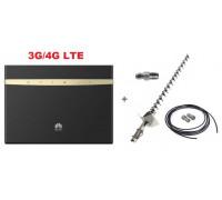 Комплект Huawei B525 + Антенна 3G/4G 21 Дб*