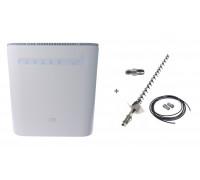 Комплект ZTE MF286 + Антенна 3G/4G 21 Дб*