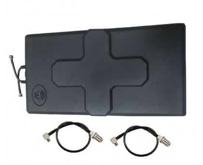 Комплект Антенна Mimo 24 дБи + 2 адаптера для модема