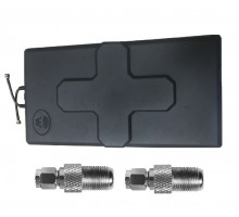 Комплект Антенна Mimo 24 дБи + 2 адаптера SMA