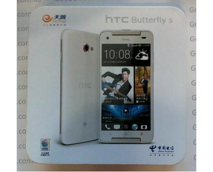 HTC 919d - HTC Butterfly S gsm+cdma белый
