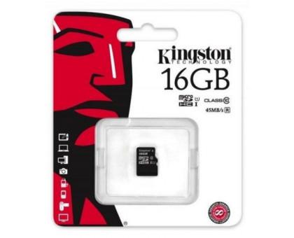 16 GB microSDHC Class 10 карта памяти