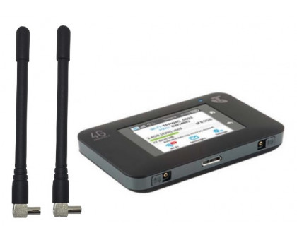 Netgear Aircard 790s + терминальные антенны