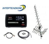 Novatel Mifi4620LE + Антенный комплект CDMA 24ДБ*