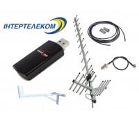 Novatel U760 + Антенный комплект CDMA 24ДБ + кронштейн **