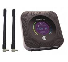 Netgear MR1100 + 2 Антенны 3G/4G LTE 3dBi TS9
