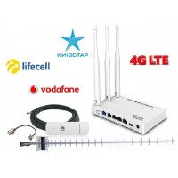 3G / 4G wifi kit for home universal