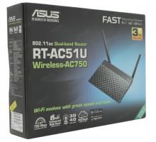Комплект Asus RT-AC51u + 3G модем Haier CE81B Rev.B Интертелеком