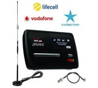 Novatel MiFi 4620LE + 3G Антенный комплект для автомобиля
