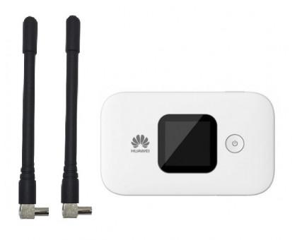 Huawei E5577 (3000 мАч) + 2 Антенны 3dBi