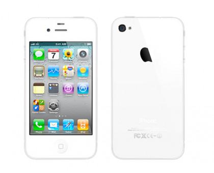 iPhone 4 8GB CDMA White