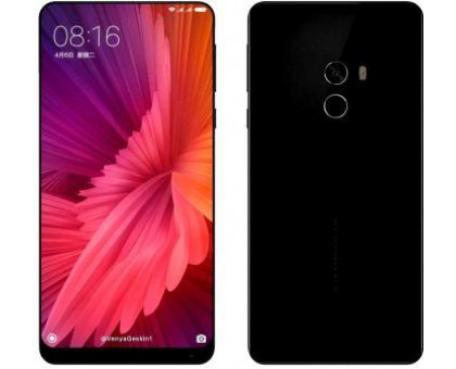 Mi Mix 2 Black Ceramic Edition 6/256GB