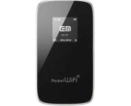 Pocket WiFi LTE GL01P