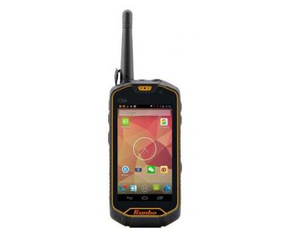 Q5 CDMA+GSM телефон+рация