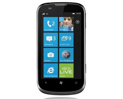 Render CDMA Windows Phone 7.5